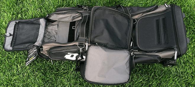 DeMarini Black OPS Wheeled Bag Review