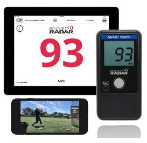 Pocket Radar Smart coach Review