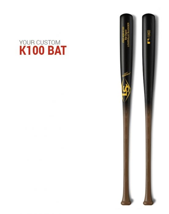 Custom Wood Fathers Day Bat 2020